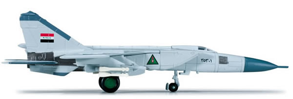 Herpa 554534 - Mig 25 PDS Iraqi Air Force