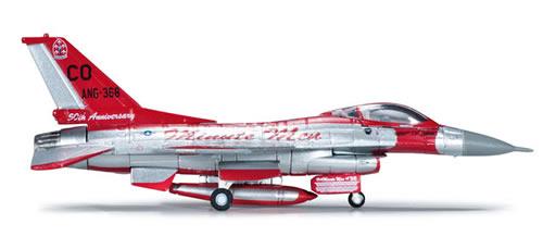 Herpa 554725 - F 16C (49.95) US Air Force - Minute Men