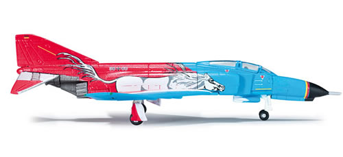 Herpa 554947 - Mcdonnell Douglas F 4F Phantom 2 German Air Force...