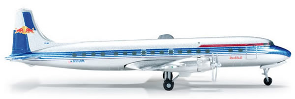 Herpa 562249 - DC-6b (54.50) Flying Bulls