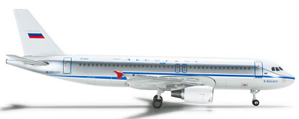 Herpa 562379 - Airbus 320 Aeroflot - Retrojet