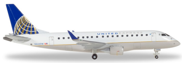 Herpa 562584 - Embraer E170 United Express