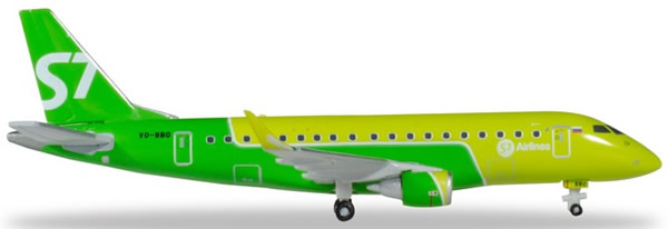 Herpa 562645 - Embraer E170 S7 Airlines