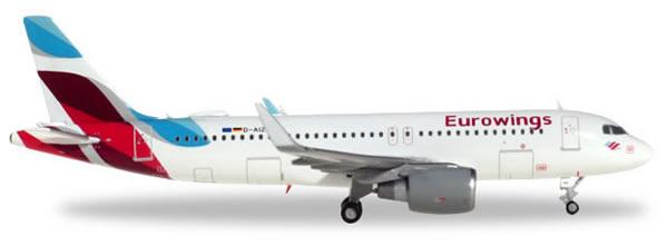 Herpa 562669 - Airbus 320 Eurowings
