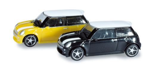 Herpa 65252 - Mini Cooper 2/