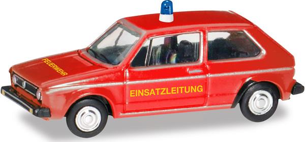 Herpa 66754 - VW Golf Fire Dept