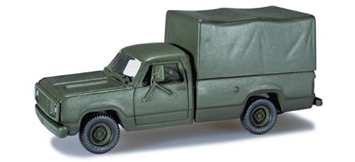 Herpa 700603 - Dodge M880 4X4 With Canvas Top US Army