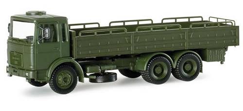 Herpa 740005 - MAN 10t Bronze-Green German Army