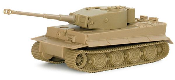 Herpa 740340 - Tiger Tank VI, Late Version Former German Army