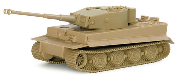 Herpa 740340 - Tiger Tank VI, Late Version Former German Army