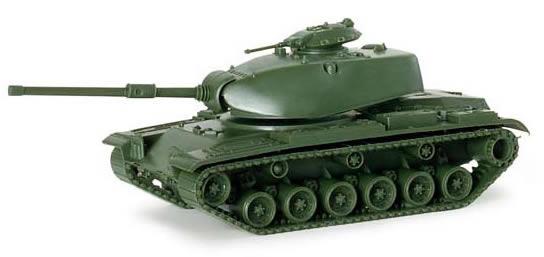 Herpa 740418 - M60/M60 A1 Tank 1:87 Pre-Assembled