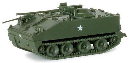 Herpa 740449 - Reconnaissance Tank M114 1:87 Pre-Assembled