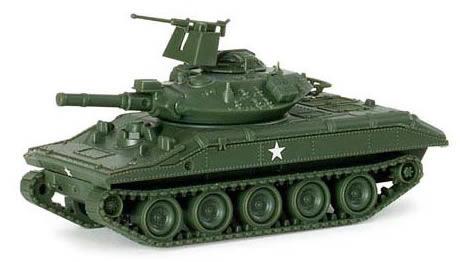 Herpa 740456 - Light Tank Sheridan M551 254 US Army