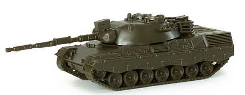 Herpa 740463 - Leopard Tank 1A2 256 German Army