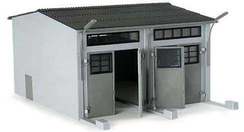 Herpa 740487 - Maintenance Bldg 1:87 Kit