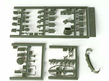 Herpa 740500 - M60A1 Accessories US Army