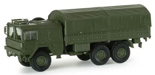 Herpa 740579 - 7-Ton MAN Truck 505 German Army