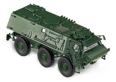 Herpa 740586 - Armored Vehicle, Type Fuchs ( Fox ) 506 German Ar...