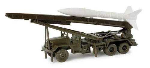 Herpa 743211 - missile lounger Honest John