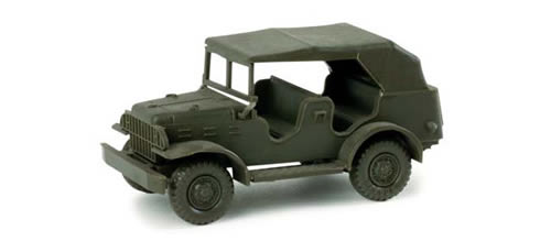 Herpa 743372 - Dodge old jeep version