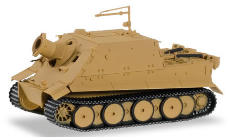Herpa 745505 - Sturm Tiger - Armored Mortar - Prototype