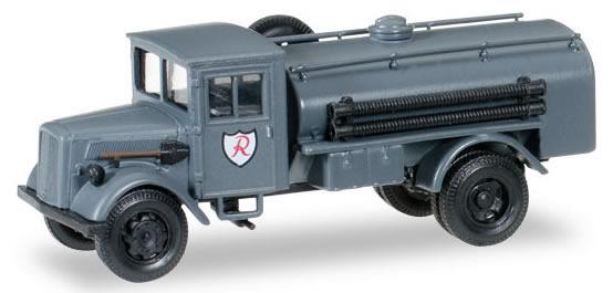 Herpa 745598 - Opel 3000 Tank Truck