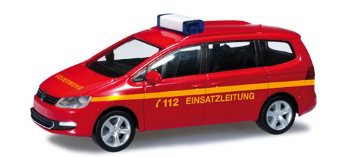 Herpa 90131 - VW Sharan Command Car (21.50)