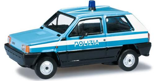 Herpa 90872 - Fiat Panda Police