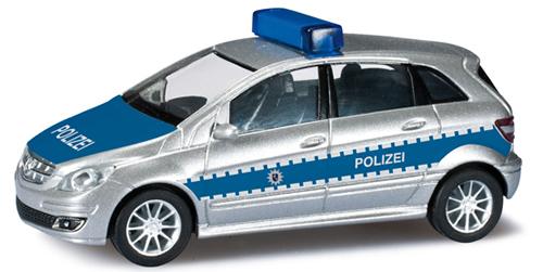 Herpa 91114 - Mercedes B-Class Police (27.50)