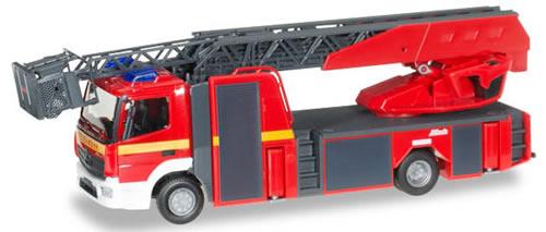 Herpa 91930 - Mercedes Atego (62.95) Aerial Ladder