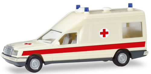 Herpa 94153 - Mercedes KTW Ambulance