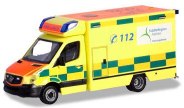 Herpa 94535 - Mercedes Sprinter Ambulance