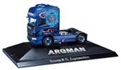 Scania R TL rigid tractor Argman