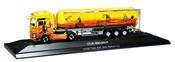 MAN TGX XXL silo semitrailer Silo Melmer / Rudolf Diesel