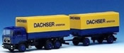 MAN F90 (29.95) Truck/Trailer Dachser
