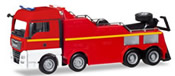 MAN TGX XLX Empl Wrecker Fire Dept