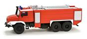 Mercedes-Benz Zetros 6x6 Ziegler TLF fire department