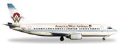 Boeing 737 500302-001 America West