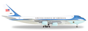Boeing 747-200 / Vc-25 502511-002 Air Force One