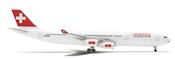Airbus 340-300 (41.95) Swiss Air Lines