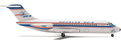 DC-9-10 (27.50) Boeing Milestone Series