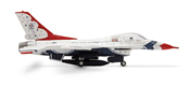 US Air Force Lockheed Martin F-16C Fighting Falcon Thunderbirds
