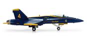 US Navy McDonnell Douglas F/A-18 Hornet Blue Angels - No 4 - Slot