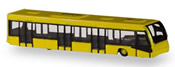 Bus - Airport, Set Of 4