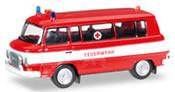 Barkas B 1000 Bus Fire Dept.
