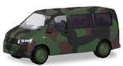 VW T6 Bus Armed Forces