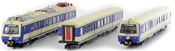 Jagerndorfer JC11920 - Austrian Electric Railcar 4020.081 of the OBB