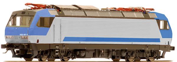 Jagerndorfer JC15832 - Austrian Electric Locomotive Class 1822.001 (Sound Decoder)