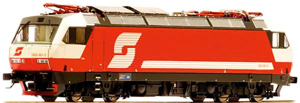 Jagerndorfer JC15850 - Austrian Electric Locomotive Class 1822.001 of the OBB