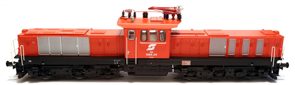 Jagerndorfer JC16520 - Austrian Electric Locomotive 1064.04 of the OBB